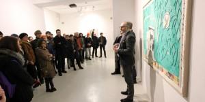 Șase expoziții de artă contemporană își așteaptă vizitatorii la Fabrica de Pensule