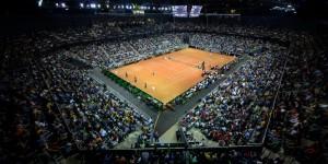 Meciul de Cupa Davis România-Spania se joacă la Cluj, în Sala Polivalentă