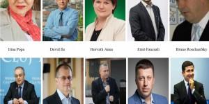 """""""Bătălie"""" în 10 pentru Primăria Cluj-Napoca"""