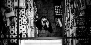 Despre Cluj în alb și negru, cu fotograful italian Alessandro Galantucci