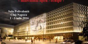 După 36 de ani Clujul găzduiește Naționalele de Gimnastică