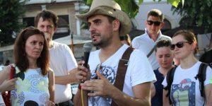Actorul Bogdan Bob Rădulescu, pregătit să intre în politică, de partea USR