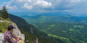 Iubirea unui turist american pentru România: prin ce l-a fascinat Clujul și de ce România este cea mai surprinzătoare destinație din călătoriile sale
