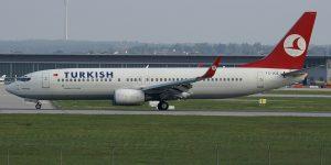 Turkish Airlines amână aterizarea la Cluj